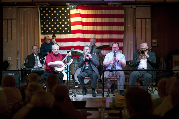 Dixie Doc and the Dixieland Allstars